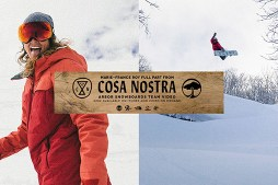 Marie-France Roy's Full Part from Arbor Snowboards' Cosa Nostra