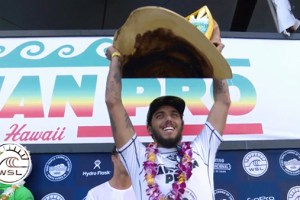Round Three Highlights: Finals Day at Haleiwa – Hawaiian Pro 2017