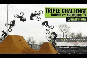 2018 Toyota BMX Triple Challenge – Stop #3 – Arlington, TX