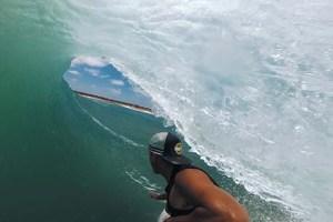 Ry Craike Hunts Tubes In Southern Australia