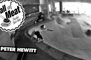 Hall of Meat: Peter Hewitt
