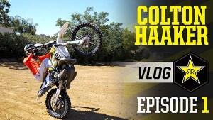 Colton Haaker VLOG | Episode 1
