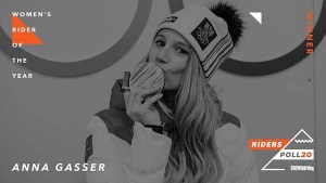 Anna Gasser: Women's Rider of the Year —TransWorld Snowboarding Riders' Poll 20