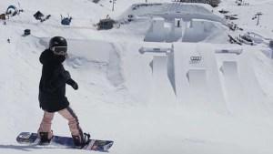 Sonia Fedorova – Reviving Russian Snowboarding