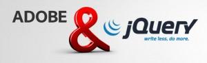 Adobe y jQuery