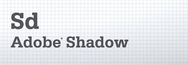 Adobe Shadow