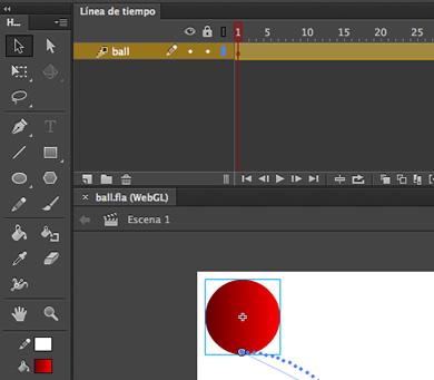 WebGL en Flash CC - Imagen 2