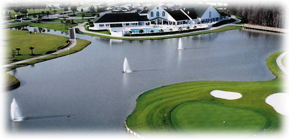 Heritage Springs Golf And Country Club In Trinity FL