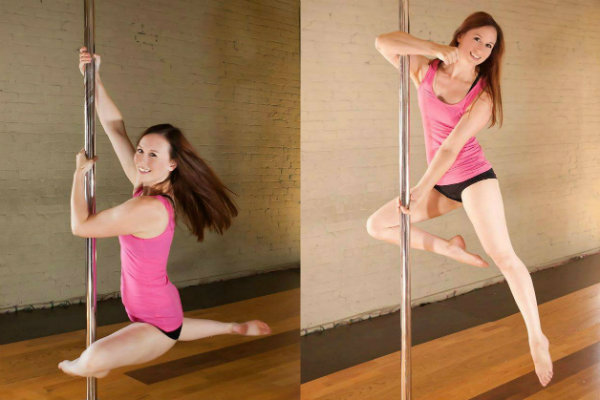 fitness with a twist teaches pole fitness classes in pittsburgh pennsylvania