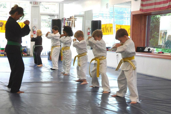 children and adults take part in martial arts classes in pittsburgh pennsylvania