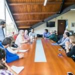 Reunión Municipio gremios