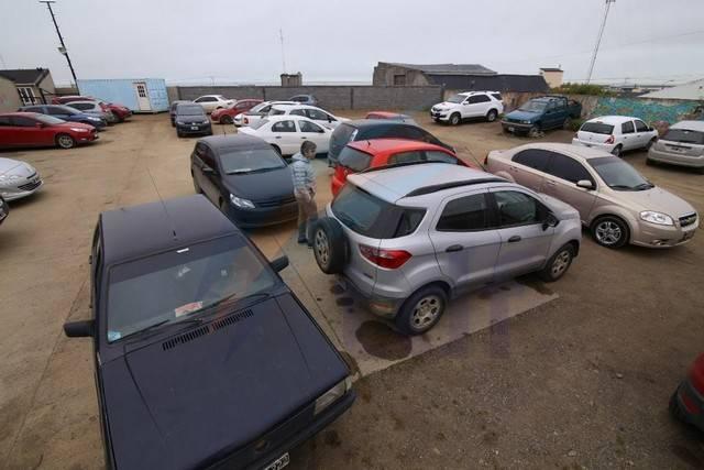 rossi estacionamiento