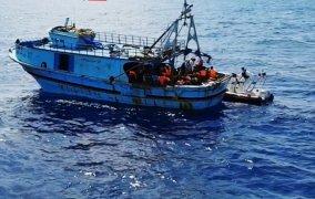 EGYPTE : plus de 100 morts dans le naufrage d'un  bateau de migrants