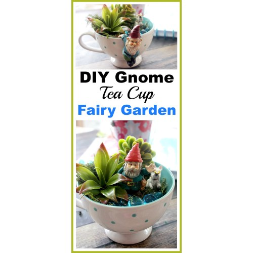 Medium Crop Of Fairy Gnome Garden