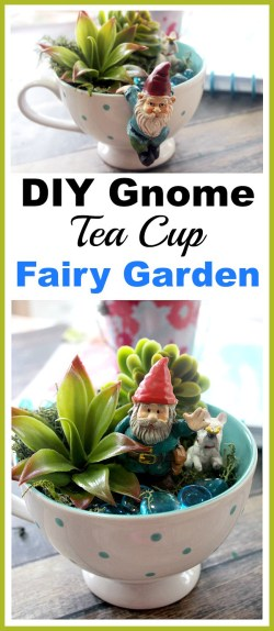 Comfy Your Table Or Gnome Tea Cup Fairy Diy Table Decoration Fairy Gnome Garden Supplies Fairy Gnome Garden Kit Gnome Tea Cup Fairy Need A Decoration
