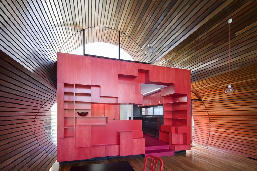 Cloud House / McBride Charles Ryan