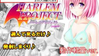 Harlem project -peach-