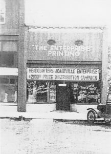 Adairville Enterprise