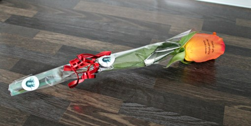 personalised-rose