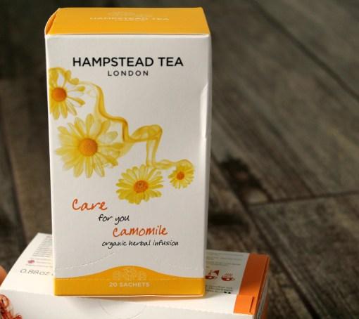 hampstead tea camomile
