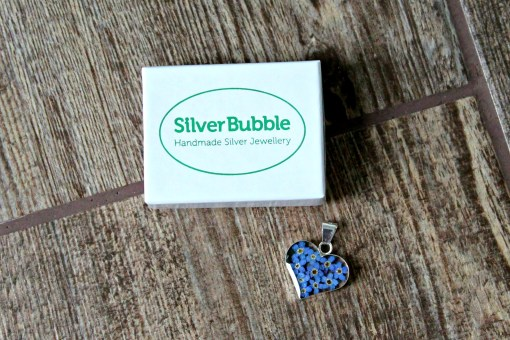 silver bubble jewellery