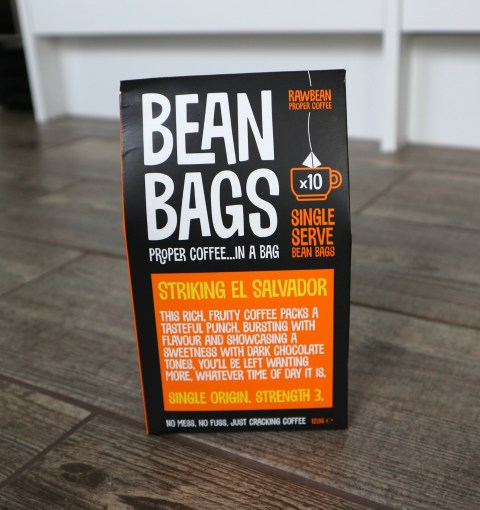 bean bags coffee