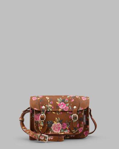 Tilney_Brown_Floral_Leather_Cross_Body_Bag_Satchel_A