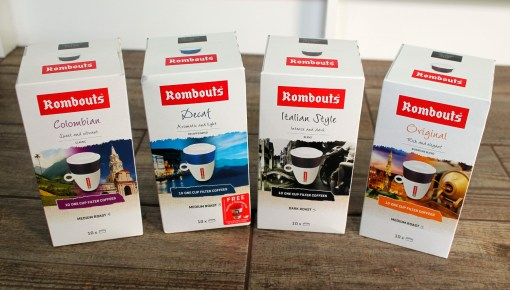 rombouts one cup filters