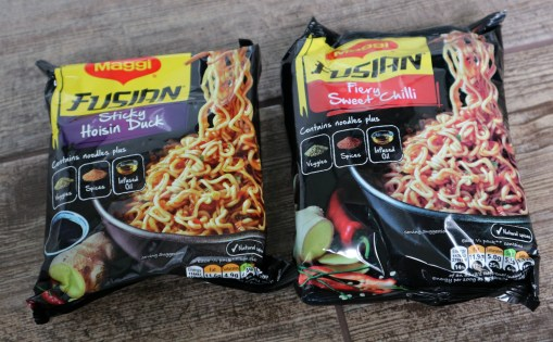 degustabox noodles