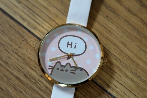 pusheen watch details