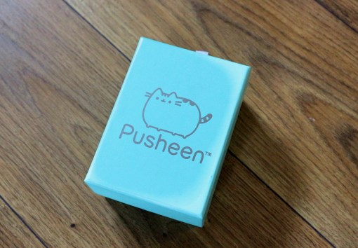watchshop pusheen packaging
