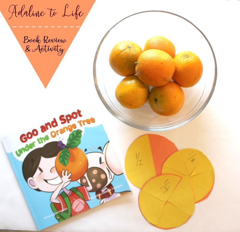 Goo and Spot Under the Orange Tree Review & Giveaway