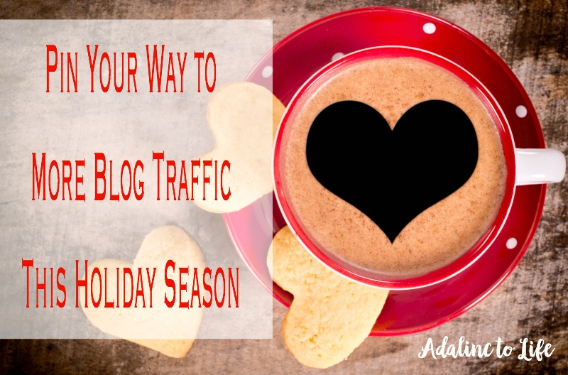 Pin Your Way to More Traffic This Holiday Season