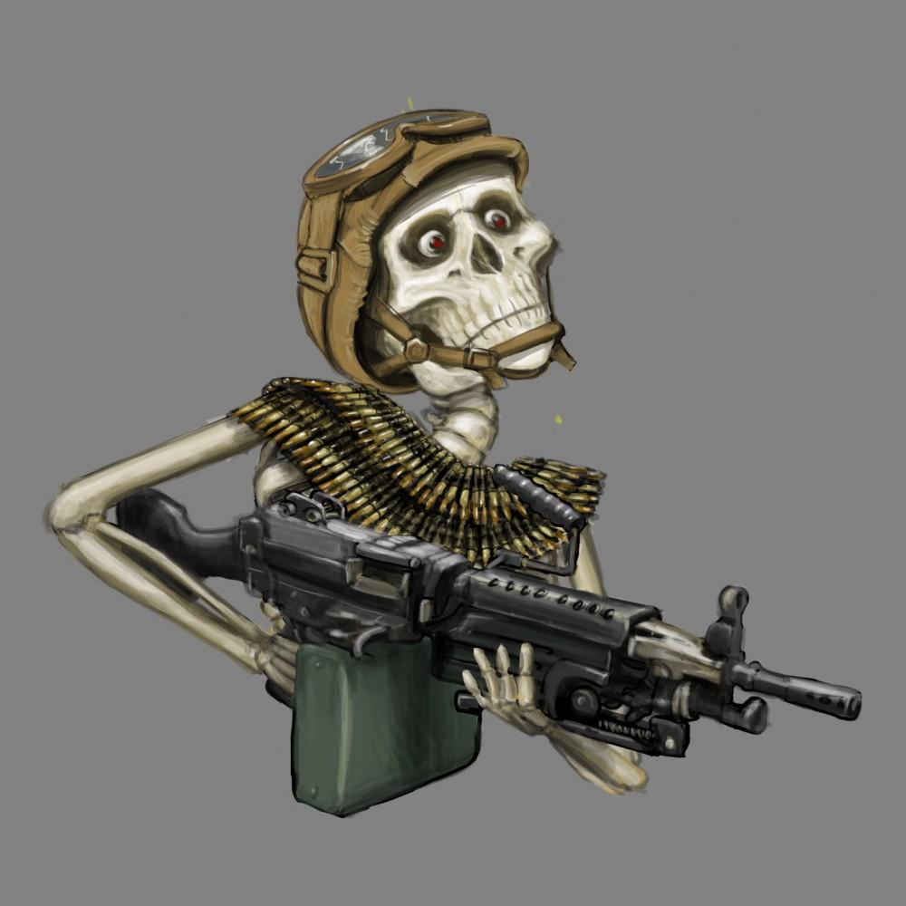 skull_1Gun