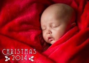 Canyon Christmas_red blanket