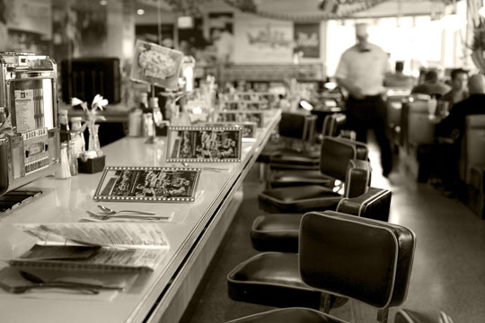 diner-counter
