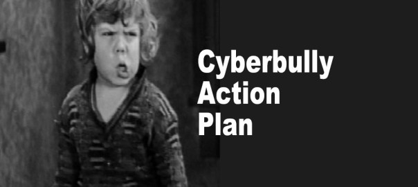 Cyberbully Action Plan