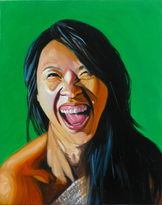 Untitled 002	(Laughing Woman)