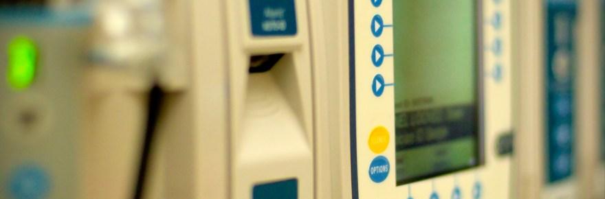 hospital machine by Philip Dean phild41 CC-BY 6297709618_06c0b84632_o