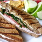 Turkey Portabello Panini