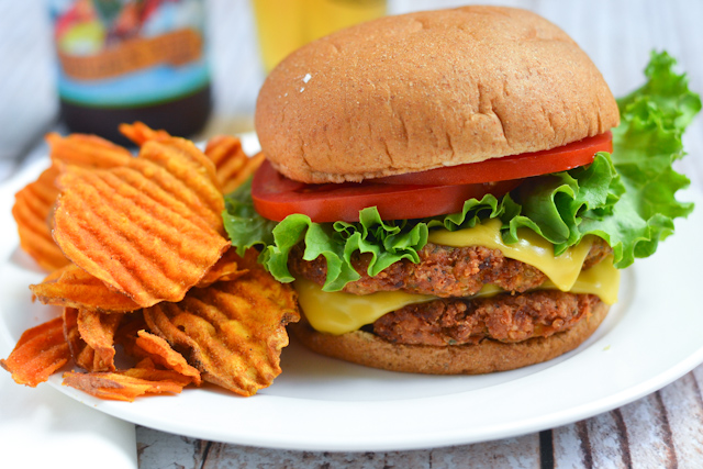 The only veggie burger recipe that you need in your arsenal!