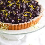 Fresh Blueberry Tart
