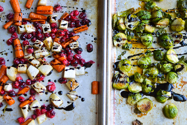 A beautiful holiday vegetable dish from Southern Living's Christmas All Through the South.