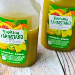 Farmstand Tropical Green Juice