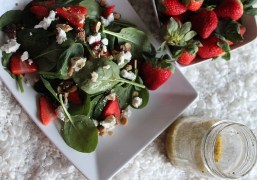 Strawberry Champagne Salad Recipe