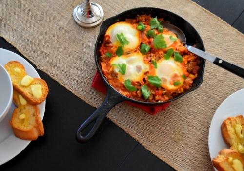 Dippy Tomato Eggs