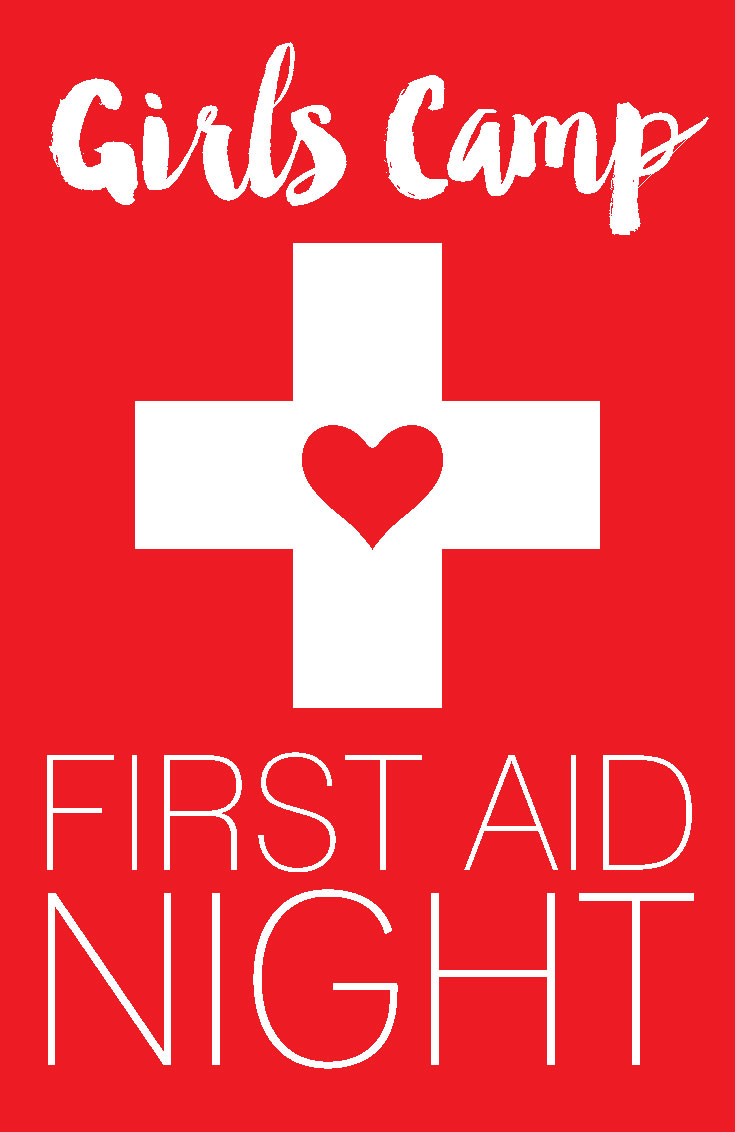 Lds girls camp first aid night a day in april i have fond memories of doing first aid for girls camp i loved certification and i loved learning more about how to better care for myself and others in xflitez Image collections