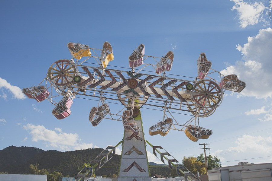 Southern Utah Iron County Fair