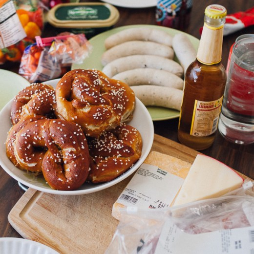 DAS COOKBOOK GERMAN PRETZEL RECIPE