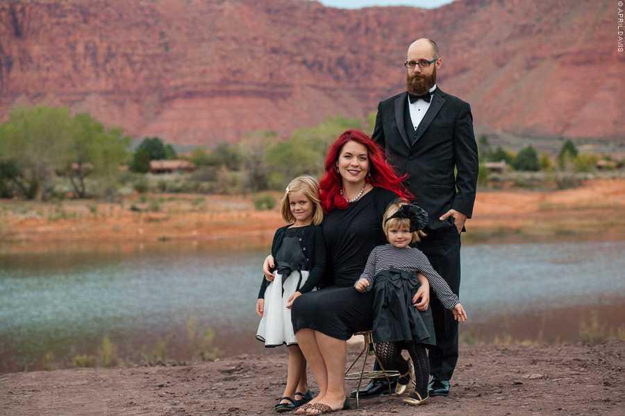 DAVIS FAMILY PICTURES 2015